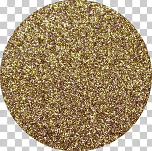 Art Glitter Silver Color Brown PNG