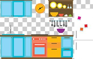 Kitchen Utensil Kitchen Cabinet Cooking PNG