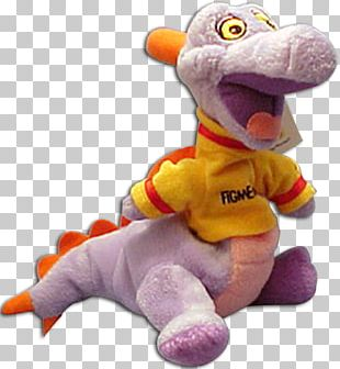 Plush Stuffed Animals & Cuddly Toys Textile Figment Dragon PNG