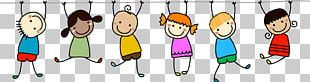 Child Care Cartoon PNG