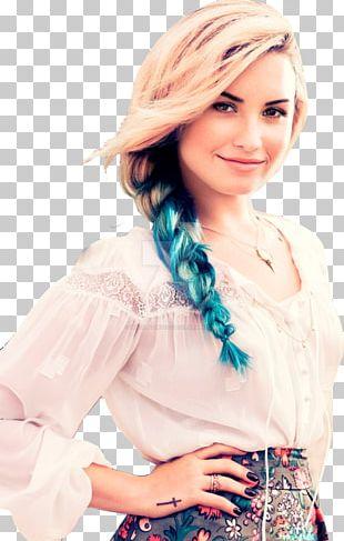 Demi Lovato Singer Music Celebrity Teen Vogue PNG