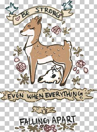 Reindeer Horse Dog PNG