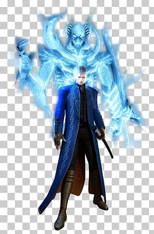 Devil May Cry 3: Dante's Awakening Devil May Cry 4 Vergil PNG