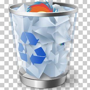 Trash Recycling Bin Rubbish Bins & Waste Paper Baskets PNG