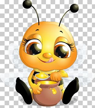 Bee Euclidean Illustration PNG