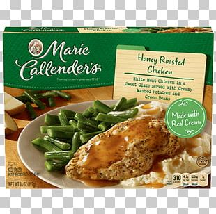 Roast Chicken TV Dinner Gravy Fried Chicken Frozen Food PNG