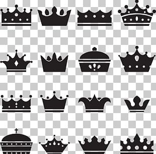 Crown Of Queen Elizabeth The Queen Mother Silhouette Illustration PNG