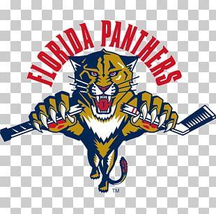 Florida Panthers National Hockey League Sunrise Carolina Panthers Logo PNG