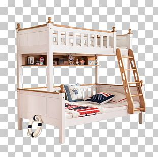 Bunk Bed Table PNG