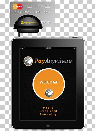 Card Reader PayAnywhere Credit Card Money Receipt PNG