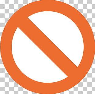 Emoji No Symbol Sign Text Messaging PNG