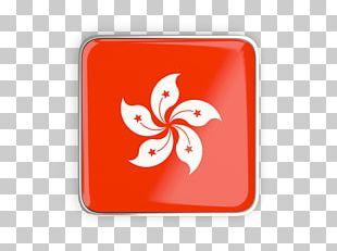 Flag Of Hong Kong PNG