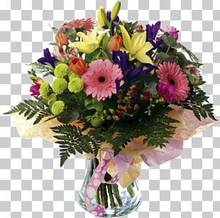 Flower Bouquet Flower Delivery Floristry Cut Flowers PNG