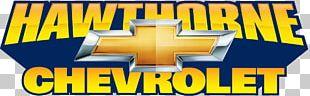 Hawthorne Chevrolet Logo Brand Font PNG