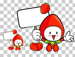 Juice Strawberry Fruit Cartoon PNG
