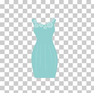 Dress Shoulder Green Turquoise Font PNG