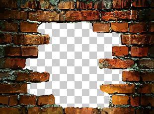 Stone Wall Brick Wall Decal PNG
