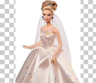 Cinderella Anna Doll The Walt Disney Company Wedding PNG