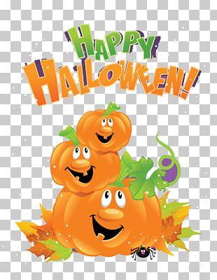Pumpkin Calabaza Halloween Jack-o'-lantern PNG
