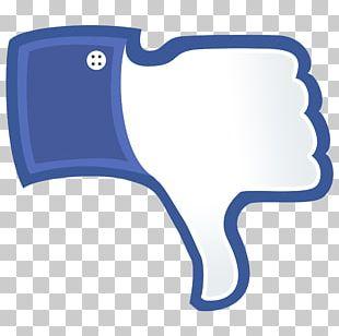 Social Media Facebook Like Button Thumb Signal Blog PNG