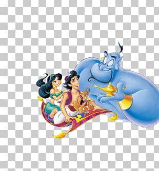 Princess Jasmine Aladdin Genie Jafar The Walt Disney Company PNG