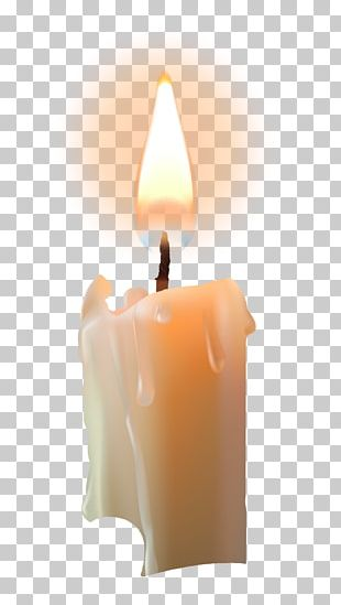 Candle Computer File PNG