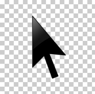 Computer Mouse Pointer Arrow Icon PNG