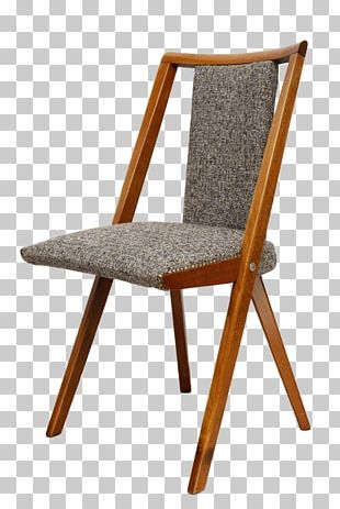 Table 1960s Folding Chair Furniture PNG