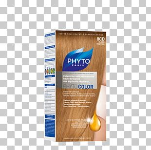 Phyto Color Hair Coloring Hair Care PNG