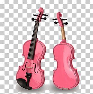 Violin Shoulder Rest Bow Rosin Musical Instrument PNG