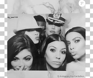 Khloé Kardashian Kylie Jenner Keeping Up With The Kardashians Photo Booth Birthday PNG
