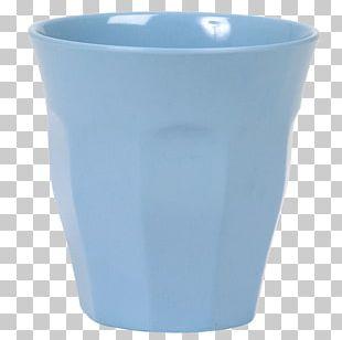 Mug Plastic Melamine Glass Blue PNG