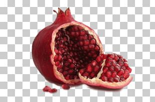 Open Pomegranate PNG