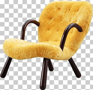 Club Chair Furniture Seat Living Room PNG