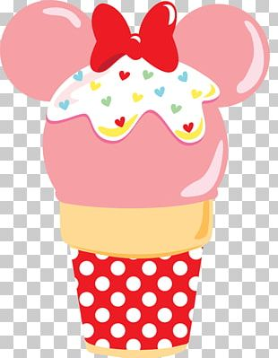 Minnie Mouse Mickey Mouse Daisy Duck Cupcake Petit Four PNG