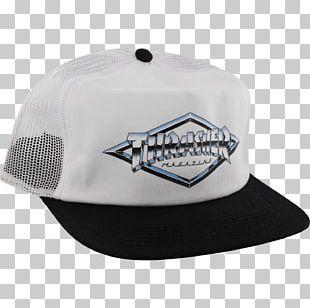 Baseball Cap Thrasher Presents Skate And Destroy Trucker Hat PNG