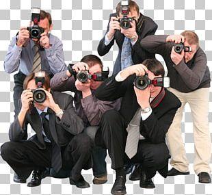 Photographer Stock Photography Paparazzi Celebrity PNG