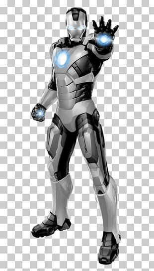 Iron Man's Armor War Machine Spider-Man Captain America PNG