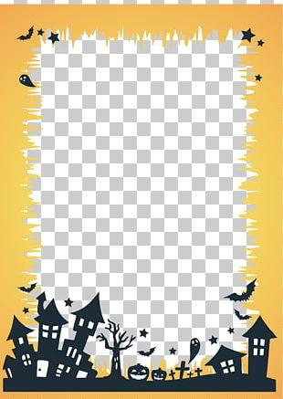 Halloween Art Illustration PNG