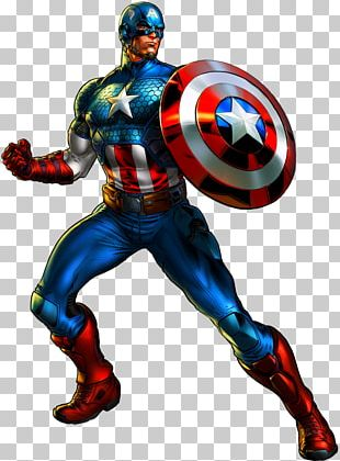 Marvel: Avengers Alliance Captain America Thor Marvel Comics Marvel Cinematic Universe PNG