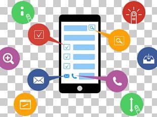 Mobile App Development Application Software Handheld Devices Software Development PNG