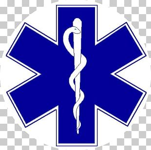 Star Of Life Emergency Medical Services Emergency Medical Technician Paramedic Ambulance PNG
