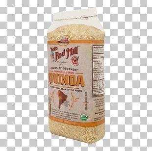 Bob's Red Mill Whole Grain Quinoa Cereal PNG