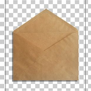 Kraft Paper Envelope Post Cards Mail PNG