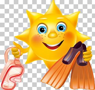 Smiley Emoticon Vacation PNG