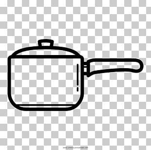 Cookware Coloring Book Drawing Line Art PNG