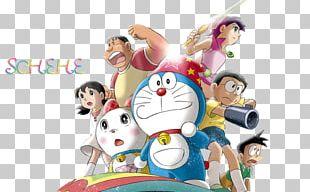 Nobita Nobi Desktop Doraemon High-definition Video PNG