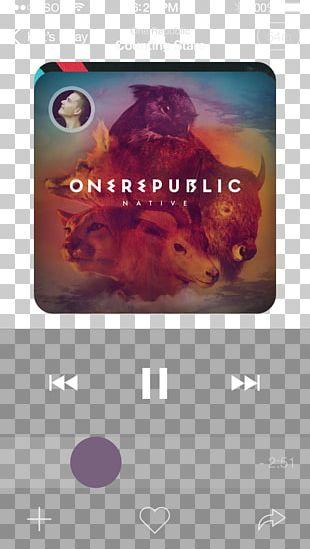 OneRepublic Native Counting Stars Album If I Lose Myself PNG