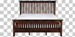 Bed Frame Wood Chair Furniture PNG