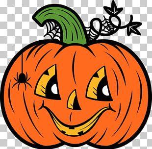 Jack-o'-lantern Halloween Scrapbooking PNG